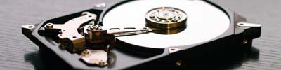 電子保存用HDD