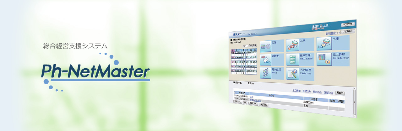 Ph-NetMaster タイトル