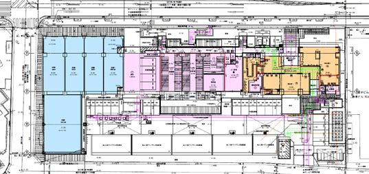 藤沢メディカルスクエア平面図2