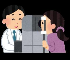 眼科の検査