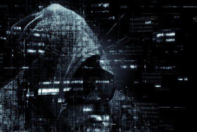 ハッカー犯罪者のイメージ