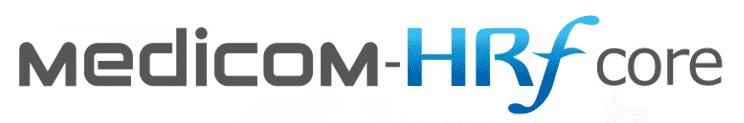Medicom-HRf core ロゴ