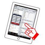 在宅に強い!! 電子薬歴+iPad