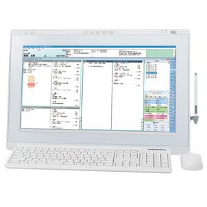 電子カルテ Medicom-HRV のイメージ